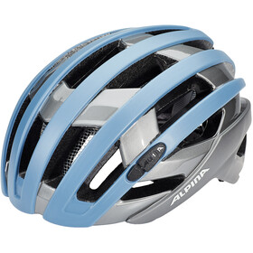 Alpina Campiglio Fietshelm, blue-titanium
